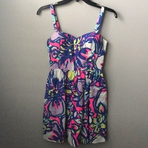 Lily Pulitzer Printed Dress